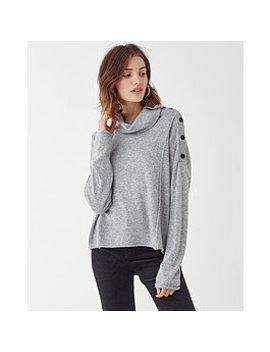 Runyon Cowl Neck Sweater by Splendid