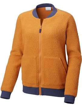 Columbia Women's Feeling Frosty Sherpa Full Zip Jacket by Columbia