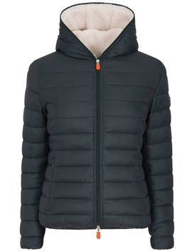 Save The Duck Women's Giga Hooded Jacket by Save The Duck