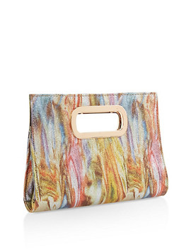 Glitter Clutch by Rainbow