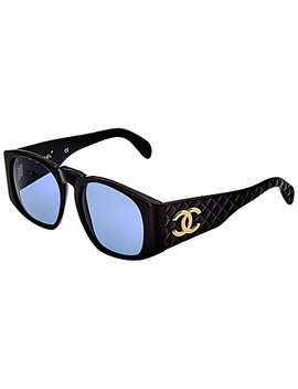 Chanel  60mm Quilted Sunglasses by Chanel
