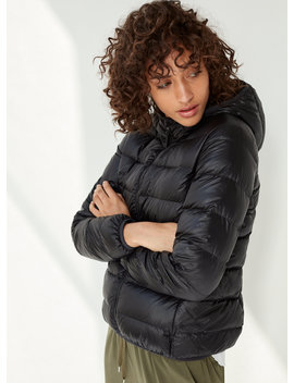 The Little Puff   Packable, Goose Down Puffer Jacket by Tna