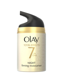 7 In 1 Anti Ageing Night Firming Moisturiser 50ml by Olay