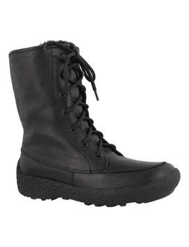 Women's Cheyenne Blk/Blk Waterproof Winter Boots by Cougar