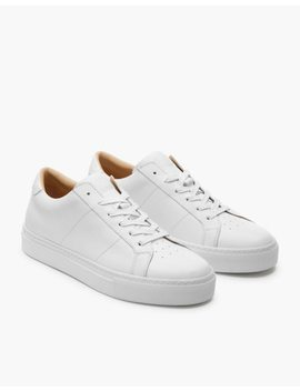 Greats® Royale Leather Low Top Sneakers by Madewell