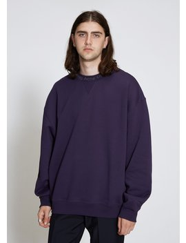 Flogho Sweatshirt by Acne Studios