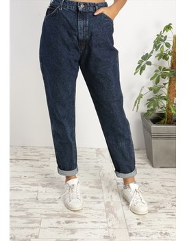 Vintage Lee High Waisted Mom Jeans X448 by Lee