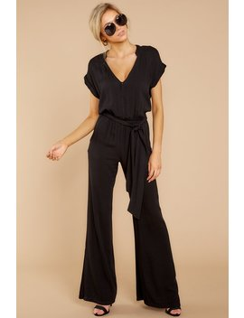 Santana Jumpsuit In Black by Yfb On The Road