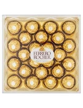 Ferrero Rocher Chocolate Box Of 24 by Ferrero