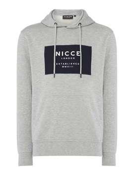 Established Logo Hoodie by Nicce