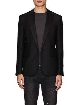 Wool Silk Piqué Sportcoat by Dsquared2