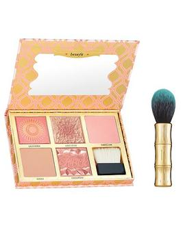 Benefit Cosmetics Blush Bar Cheek Palette With Brush by Benefit Cosmetics