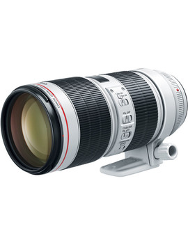Ef 70 200mm F/2.8 L Is Iii Usm Lens by Canon