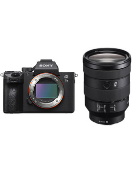 Alpha A7 Iii Mirrorless Digital Camera With 24 105mm Lens Kit by Sony