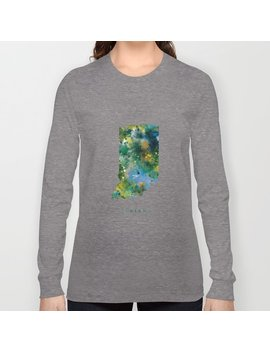 Indiana Long Sleeve T Shirt by