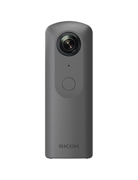Theta V 360 4 K Spherical Vr Camera by Ricoh