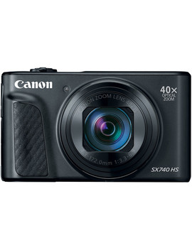 Power Shot Sx740 Hs Digital Camera (Black) by Canon