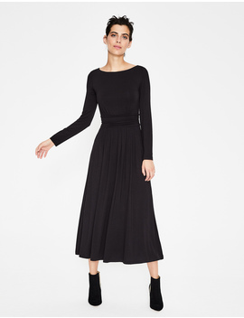 Lucille Jersey Midi Dress by Boden