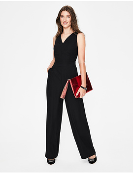 Hexham Jumpsuit by Boden
