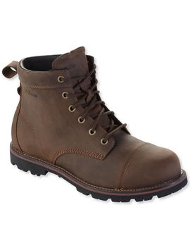 Men's East Point Casual Cap Toe Boots, Waterproof by L.L.Bean