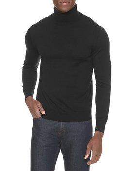 Merino Wool Turtleneck Sweater by Banana Republic Factory