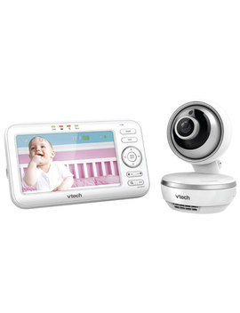 "V Tech 5"" Video Baby Monitor With Zoom/Pan/Tilt (Vm5261) by Vtech"