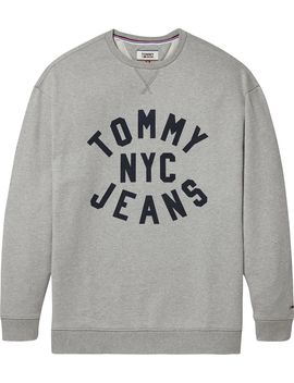 Tommy Jeans Graphic Sweatshirt by Tommy Hilfiger