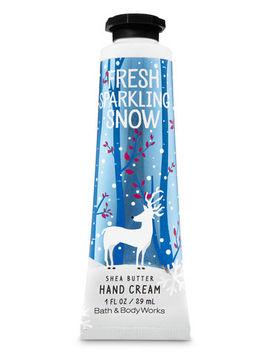 Fresh Sparkling Snow   Hand Cream    by Bath & Body Works