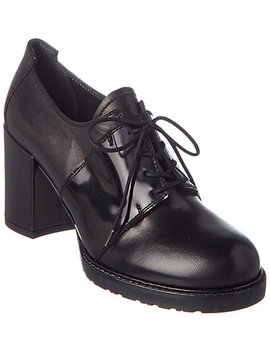 Stuart Weitzman Saddled Leather Oxford by Stuart Weitzman