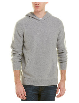 Vince Cashmere Hoodie by Vince