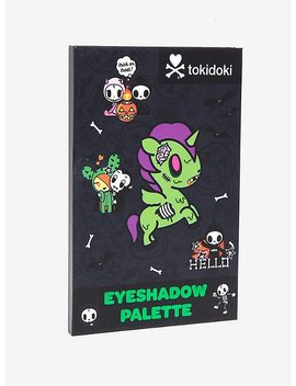 Tokidoki Spooky Eyeshadow Palette by Hot Topic