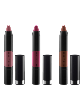 Make Your Le Marc 3 Piece Travel Size Le Marc Liquid Lip Crayon Set (Limited Edition) by Marc Jacobs Beauty
