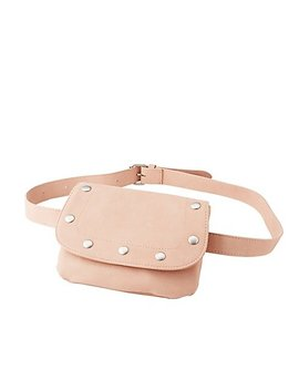 Studded Belt Bag by Charlotte Russe