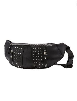 Studded Fanny Pack by Charlotte Russe
