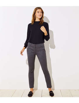 Tall Skinny Pindot Pants In Marisa Fit by Loft