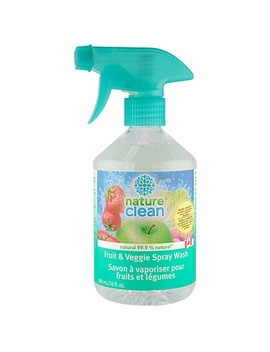 Nature Clean Fruit & Veggie Wash Spray by Well