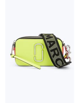 Fluorescent Snapshot Small Camera Bag by Marc Jacobs