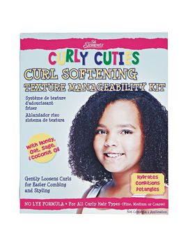 Curl Softening Texture Manageability Kit by Sally Beauty