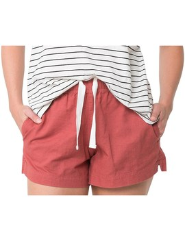 Yoko Linen Shorts by Nude Lucy