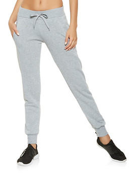 Fleece Lined Joggers Fleece Lined Zip Up Sweatshirt by Rainbow