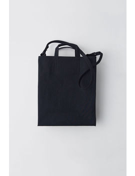 Tote Bag Black by Acne Studios