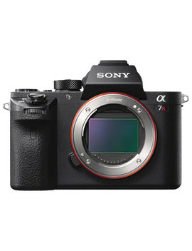 Sony A7 R Ii Mirrorless Camera (Body Only) by Sony