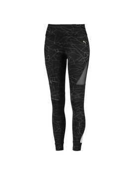 Training Women's Explosive 7/8 Graphic Tights by Puma