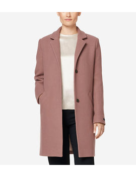 Classic Double Faced Wool Jacket by Cole Haan