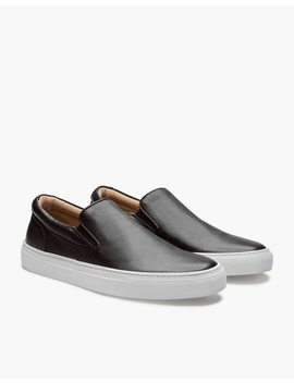 Greats® Wooster Leather Slip On Sneakers by Madewell
