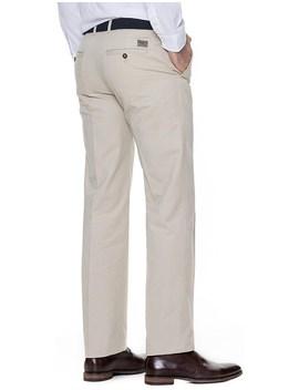 Gladstone Classic Pant Long Leg Natural by Rodd & Gunn