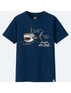 Kids Discovery Channel Short Sleeve Graphic T Shirt by Uniqlo