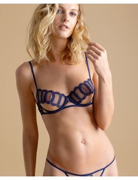 Foliebergere Balcony Bra by Livy