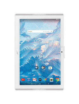 """Acer Iconia One 10.1"""" 16 Gb Android 7 Tablet With Mt8167 Quad Core Processor   White by Acer"""