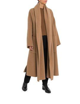 Max Mara Long Oversized Coat by Max Mara
